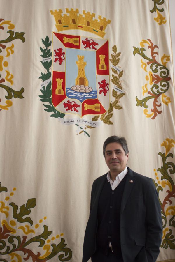 Jesús Giménez, de MC Cartagena