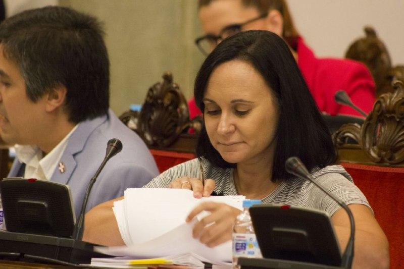 Isabel García. MC Cartagena