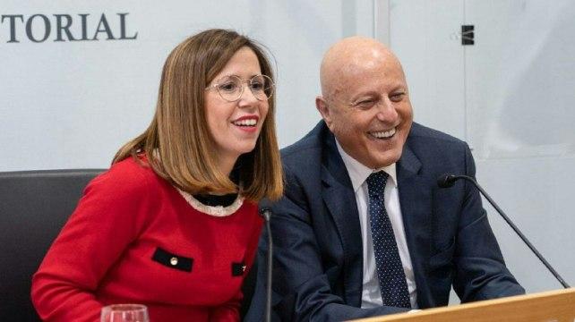 Castejón y Tomás Olivo