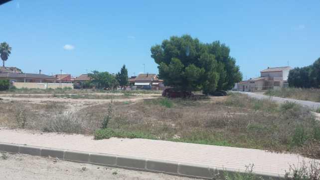 Zona Verde Avenida del Agua Calle Misiones 2