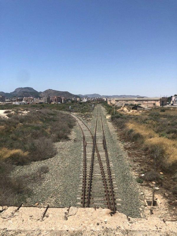 tren Cartagena