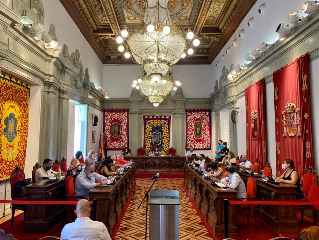 Pleno Ayuntamiento Cartagena Agosto 2020 1