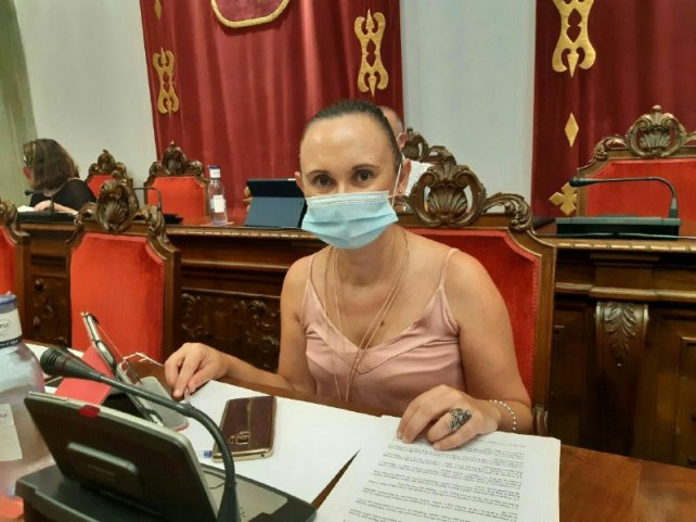 Isabel Garcia pleno
