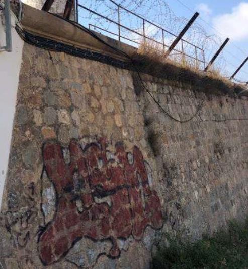 Muralla Carlos III Navantia
