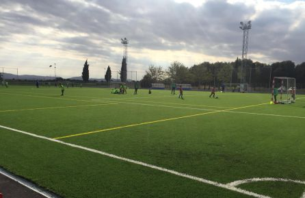 campo de futbol de La Palma