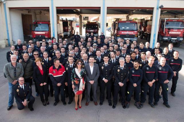 Jose Lopez bomberos