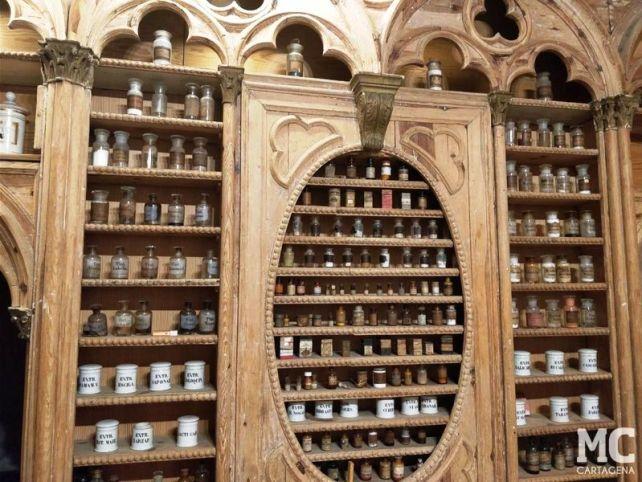 Farmacia siglo XIX 4