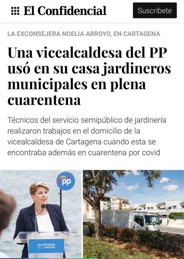 Recorte El Confidencial