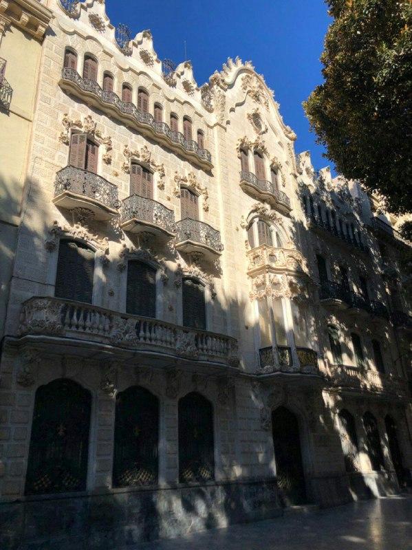 fachada casa maestre